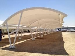 CAR PARK SHADE SUPPLIERS in abu dhabi from STARLIGHT FENCING WORKS