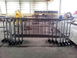 CROWD CONTROL BARRIER SUPPLIERS from STARLIGHT FENCING WORKS
