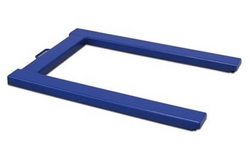 PAINTED STEEL PALLET-WEIGHING WITH 4 SST LOAD CELL from AL WAZEN SCALES & DRY MEASURES TRADING (L.L.C)