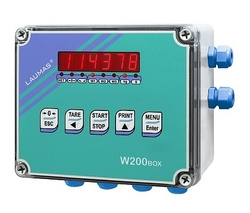 WEIGHT INDICATOR INTO IP67-64 CASE  from AL WAZEN SCALES & DRY MEASURES TRADING (L.L.C)
