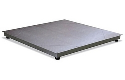 PLATFORMS - FOUR IP68 LOAD CELLS- AISI 304 STEEL from AL WAZEN SCALES & DRY MEASURES TRADING (L.L.C)