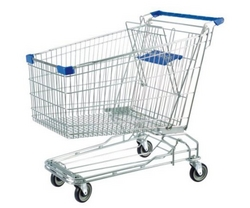 Shopping Trolley from UMBRELLA FOR ENGINEERING LLC