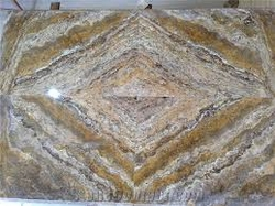 Iran Travertine in UAE from WG MARBLES