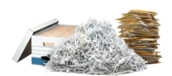 Commercial Paper Shredding from SHREDEX DOCUMENTS DESTROYING SERVICES L.L.C
