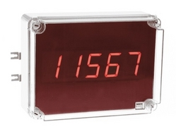FIVE-DIGIT REMOTE DISPLAY (h 57 mm) from AL WAZEN SCALES & DRY MEASURES TRADING (L.L.C)