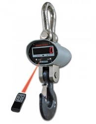 CRANE SCALE WITH RED LED DISPLAY MODEL:DTE from AL WAZEN SCALES & DRY MEASURES TRADING (L.L.C)