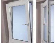 UPVC TILT AND TURN SYSTEM IN UAE from SBS DOORS INSTALLATION