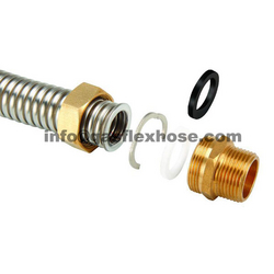 Gas flex hose - corrugated gas flex hose 50% heavi from GASFLEXHOSE