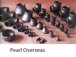 Alloy Steel Pipe Fittings from PEARL OVERSEAS