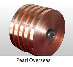 Copper Strips from PEARL OVERSEAS