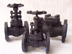 Forged Steel Valves from PARASMANI ENGINEERS INDIA
