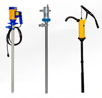 Drum Pumps from SELTEC FZC - +971 50 4685343 / WWW.SELTECUAE.COM