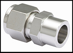Tube Socket Weld Connector Tube Fittings from NUMAX STEELS