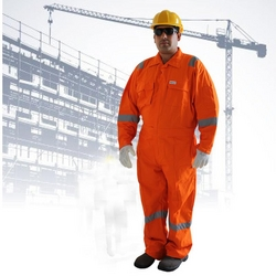 FIRE RETARDANT COVERALL FR SAFETY WEAR 04534894 from ABILITY TRADING LLC