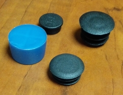 DIFFERENT TYPE OF END CAPS  from AL BARSHAA PLASTIC PRODUCT COMPANY LLC
