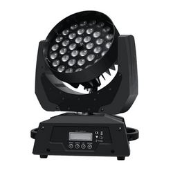 36x10w LED Moving Wash with Zoom from GUANGZHOU HOLA LIGHTING COMPANY