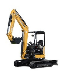 The Yanmar VIO35-6B (Without Quick Coupler) from AL MAHROOS TRADING EST