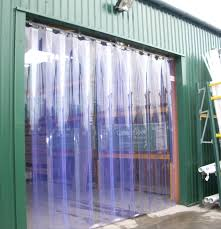 PVC Strip Curtain from PRIDE POWERMECH FZE