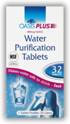 Drinking Water Purification Tablets from NOVA GREEN GENERAL TRADING LLC