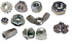 Stainless Steel Nuts from GANPAT METAL INDUSTRIES