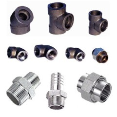 Stainless Steel Forged Pipe Fittings from SIMON STEEL INDIA