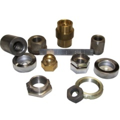 Nuts Fasteners from SIMON STEEL INDIA