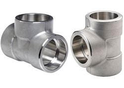 ASTM A182 F316 / 316L Tee from SIMON STEEL INDIA