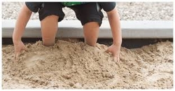 Garden Play sand supplier in UAE from DUCON BUILDING MATERIALS LLC