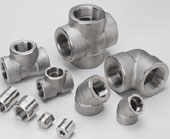 Stainless & Duplex Steel Forged Fittings from SIMON STEEL INDIA