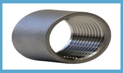Half Couplings from SOUTH ASIA METAL & ALLOYS