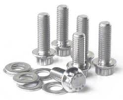 Fasteners from SOUTH ASIA METAL & ALLOYS