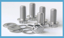 Bolts from SOUTH ASIA METAL & ALLOYS