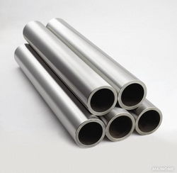 Nickel Pipes from MAHIMA STEELS