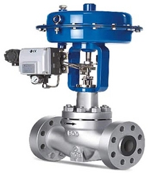 Control valve suppliers in UAE from EMIRATES POWER-WATER SERVICES