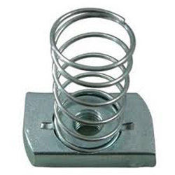 GI Spring Nut from CLEAR WAY BUILDING MATERIALS TRADING,CLEARWAYUAE@GMAIL.COM,00971-561080825,WWW.CLEARWAYBUILDINGMATERIAL.COM