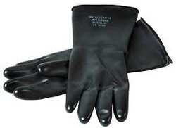Safety Rubber Gloves from CLEAR WAY BUILDING MATERIALS TRADING