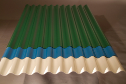 Color Coated Roofing Sheet In Africa from GHOSH METAL INDUSTRIES LLC