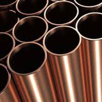 Oxygen free copper tube & pipe from RAJDEV STEEL (INDIA)
