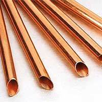 Copper Pipes In Coils & Straight Copper Pipes from RAJDEV STEEL (INDIA)