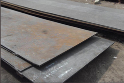 CARBON STEEL PLATES from JAI AMBE METAL & ALLOYS