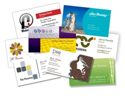 Colour Business Card 1000 Nos / Only For 125 AED  from CLEAR WAY BUILDING MATERIALS TRADING