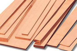 COPPER STRIPS from JAI AMBE METAL & ALLOYS
