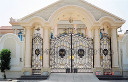 GATES AND BARRIERS from DUBAI ARTS METAL CONST.IND.LLC