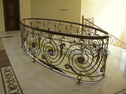 WROUGHT IRON WORKS from DUBAI ARTS METAL CONST.IND.LLC