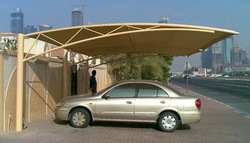 Car park Shades Manufacturers & Suppliers in UAE from BAIT AL MALAKI TENTS AND SHADES +971522124675