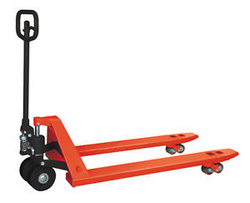 HAND PALLET TRUCK KAPRIOL DF25 PALLET TRUCK 2.5TON from AL MAHROOS TRADING EST