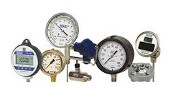 PRESSURE & VACUUM GAUGES from AL MUHTARIF CALIBRATION L.L.C (AMCALIBRATION)