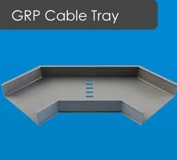 GRP CABLE TRAY SUPPLIERS IN SHARJAH from UNION GULF FZE