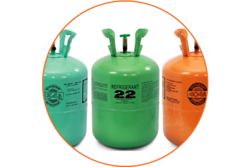 Refrigerant SUPPLIERS IN UAE from CASTLE REFRIGERATION EQUIPMENT TRADING LLC
