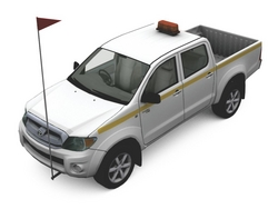 MINING VEHICLE  from AUTO ZONE ARMOR & PROCESSING CARS LLC